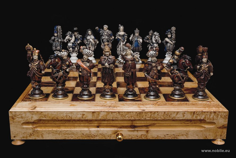 collectible chess for sale