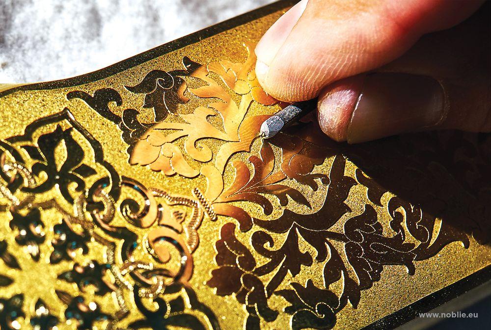 engraving knife