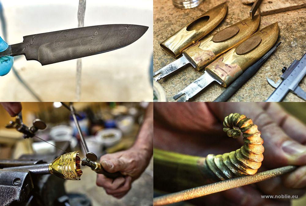 making custom knife