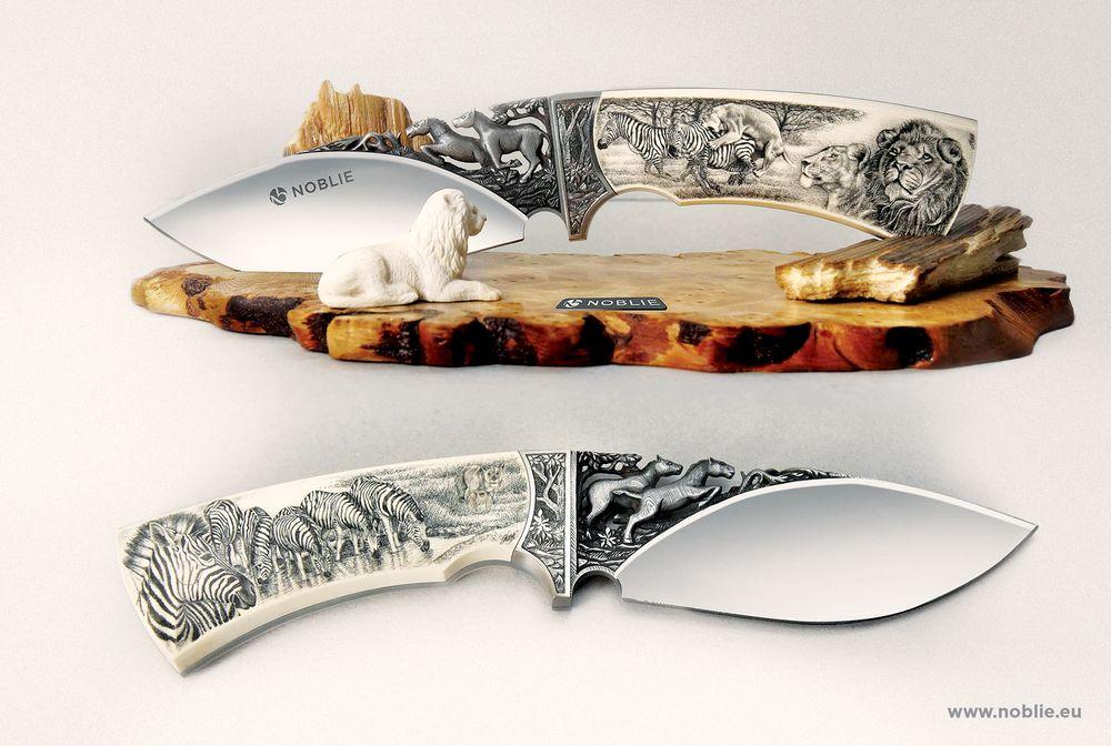scrimshaw knife buy