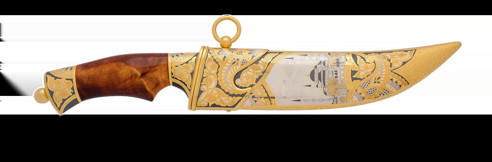 "Handmade knife ""Istanbul"""