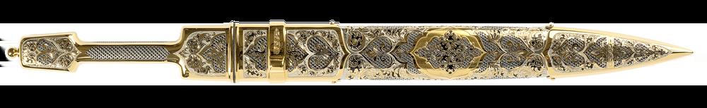 "Handmade dagger ""Caucasusian"""