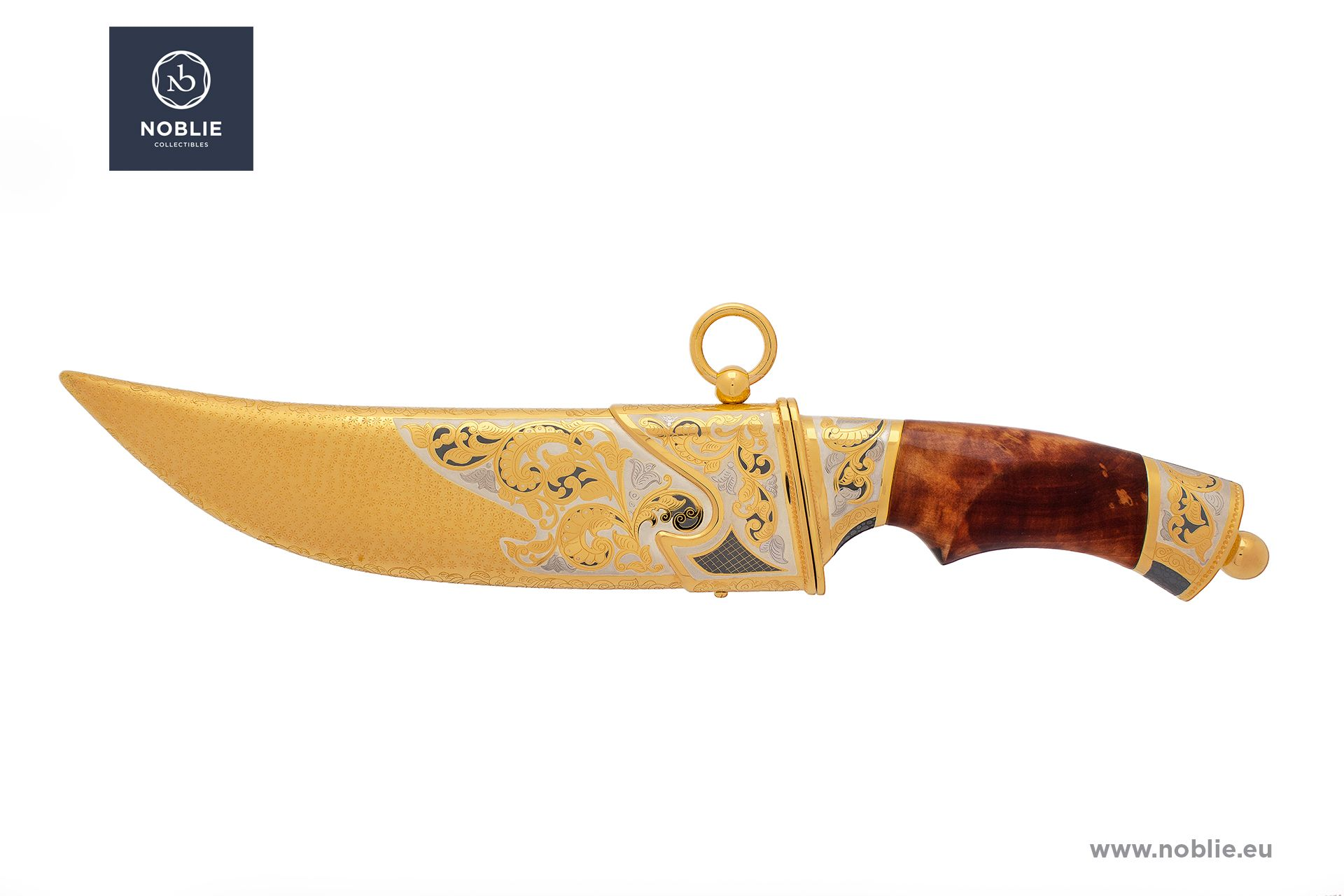 """custom knife """"Saint Petersburg"""""""