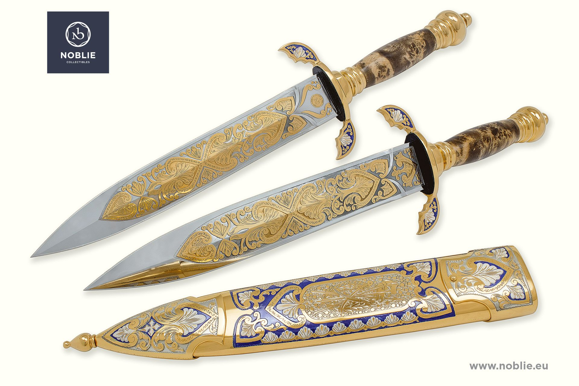 "engraving dagger ""Warfare"""