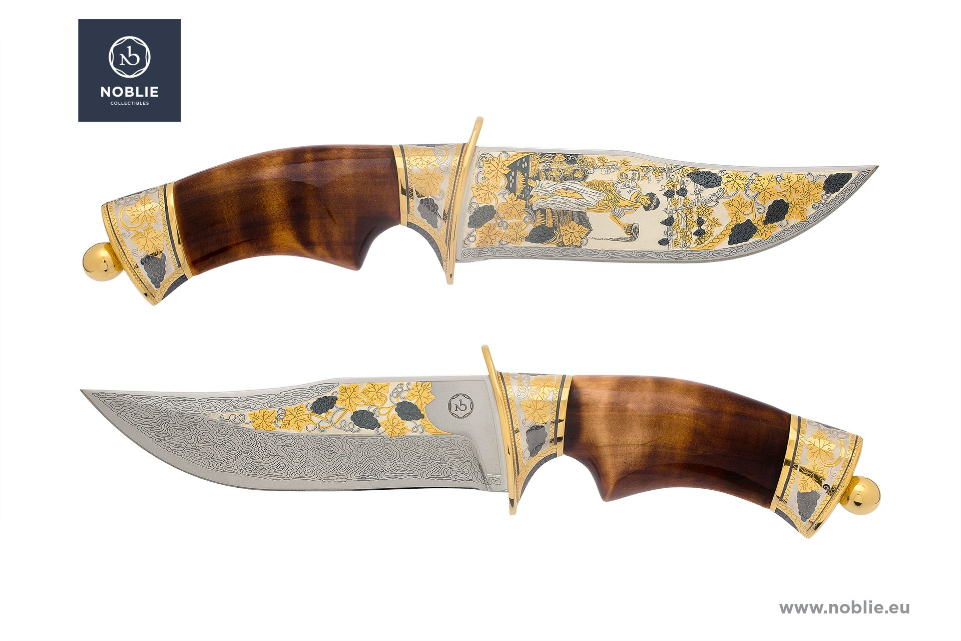 "Collectible hunting knife ""Dionysus"""