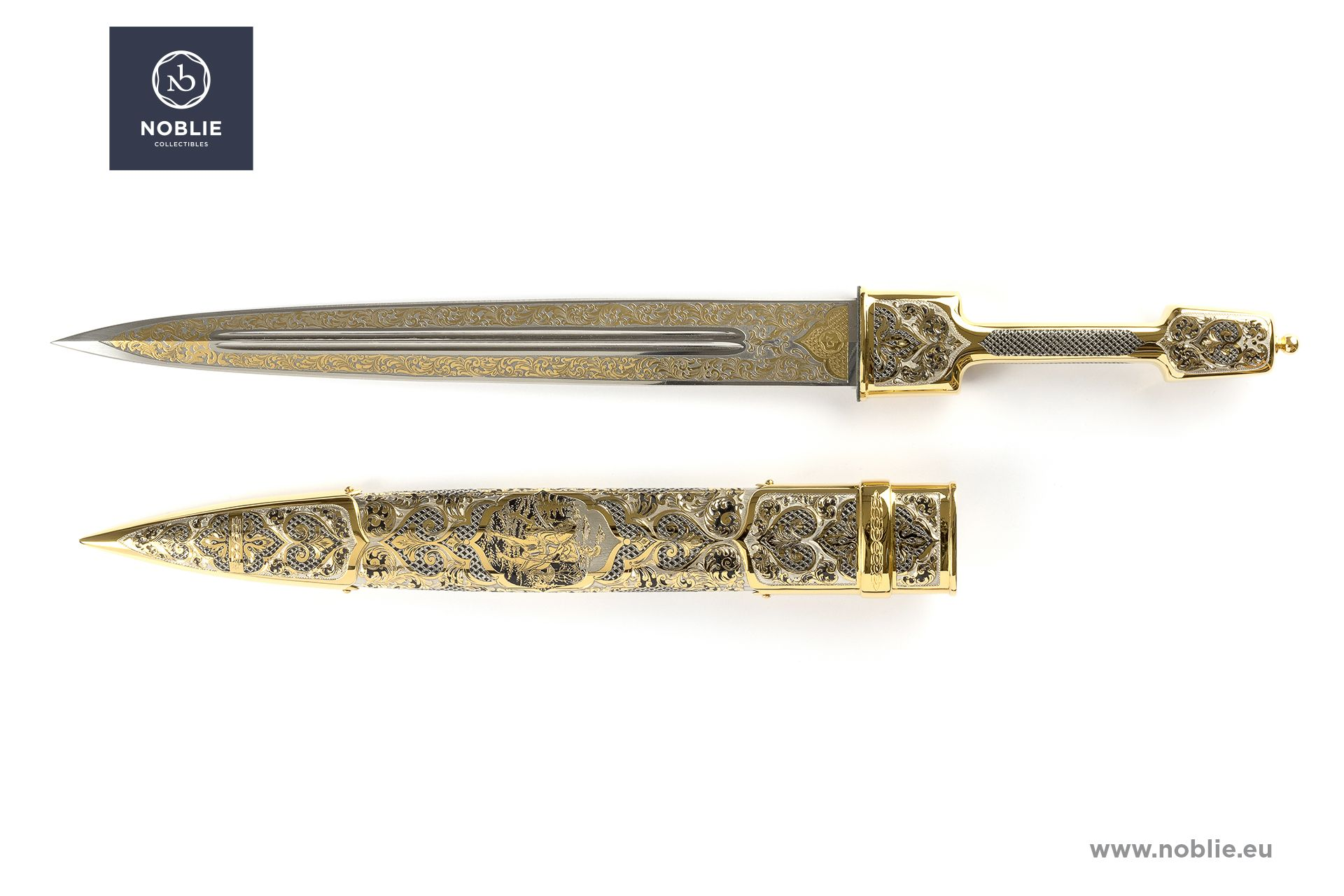 "handmade daggers ""Caucasusian"""