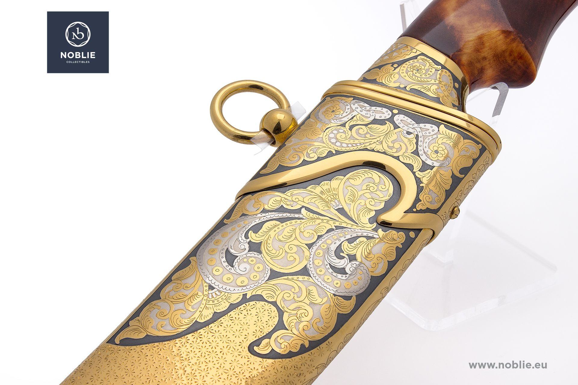 """collectible hunting knife """"Moscow"""""""