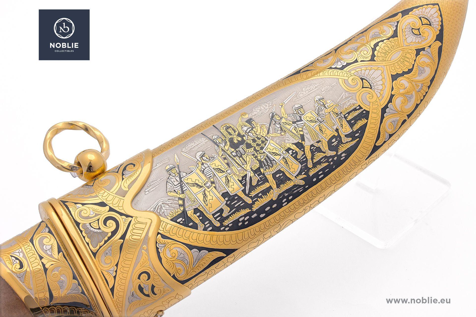 """Collectible knife """"Roman Empire"""""""
