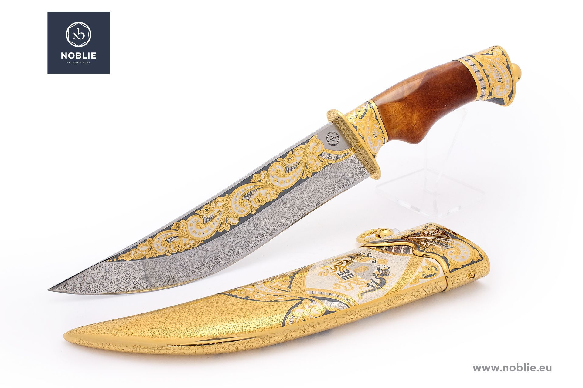 "art knife ""Chinese Empire"""
