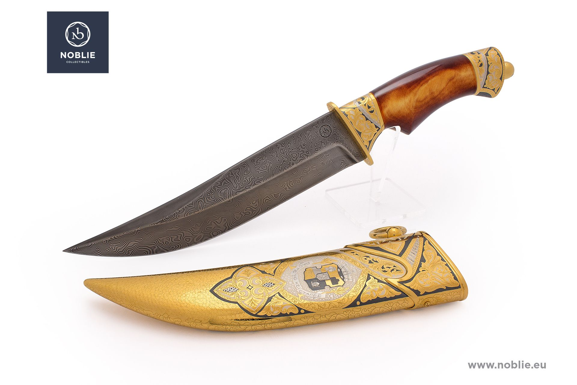 "collectible hunting knife ""Sofia"""