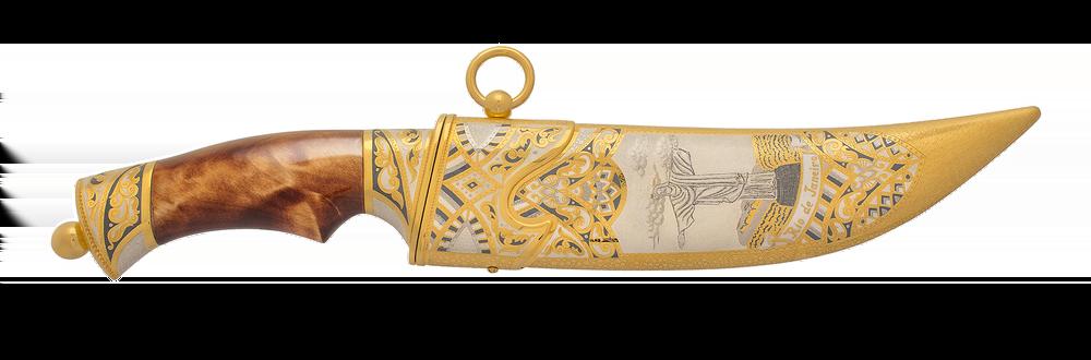 """collectible knife """"Rio de Janeiro"""""""