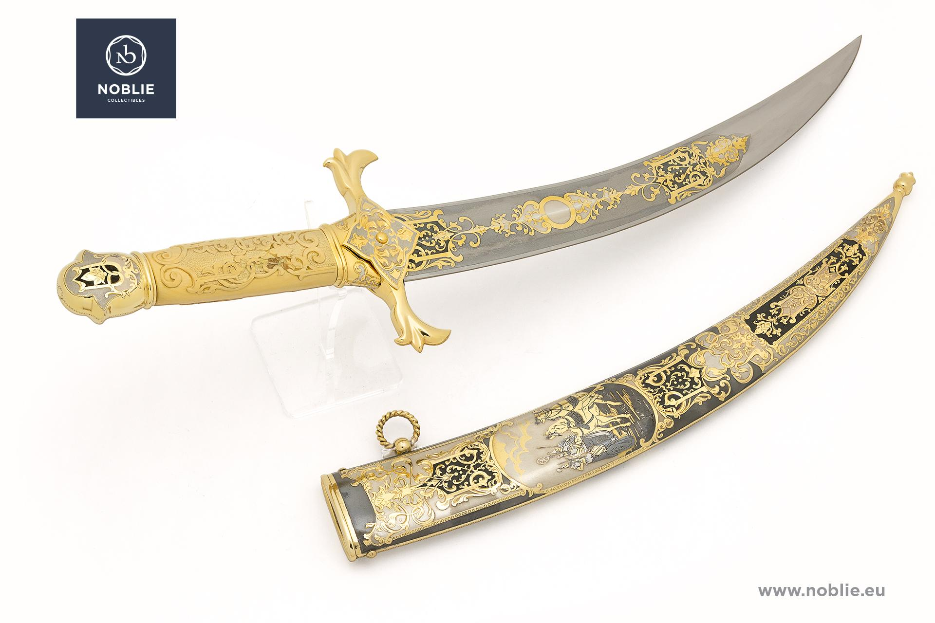"collectible dagger ""Assyrians"""