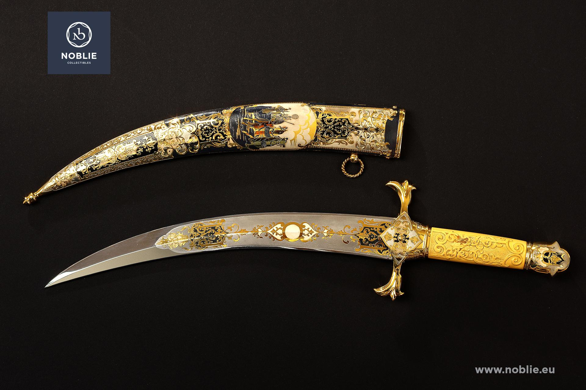 "custom dagger ""Assyrians"""
