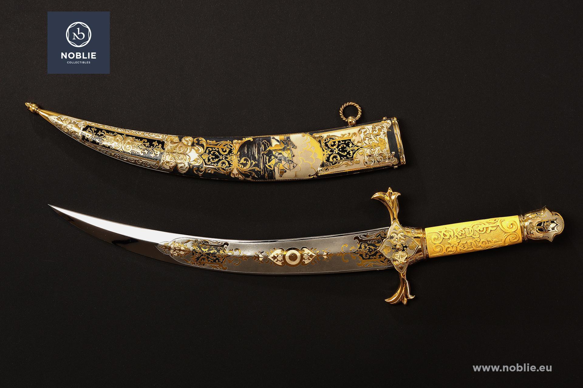 """handmade daggers """"Assyrians"""""""