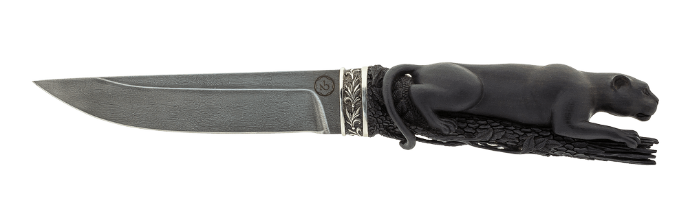 "Gift knife ""Black Panther"""