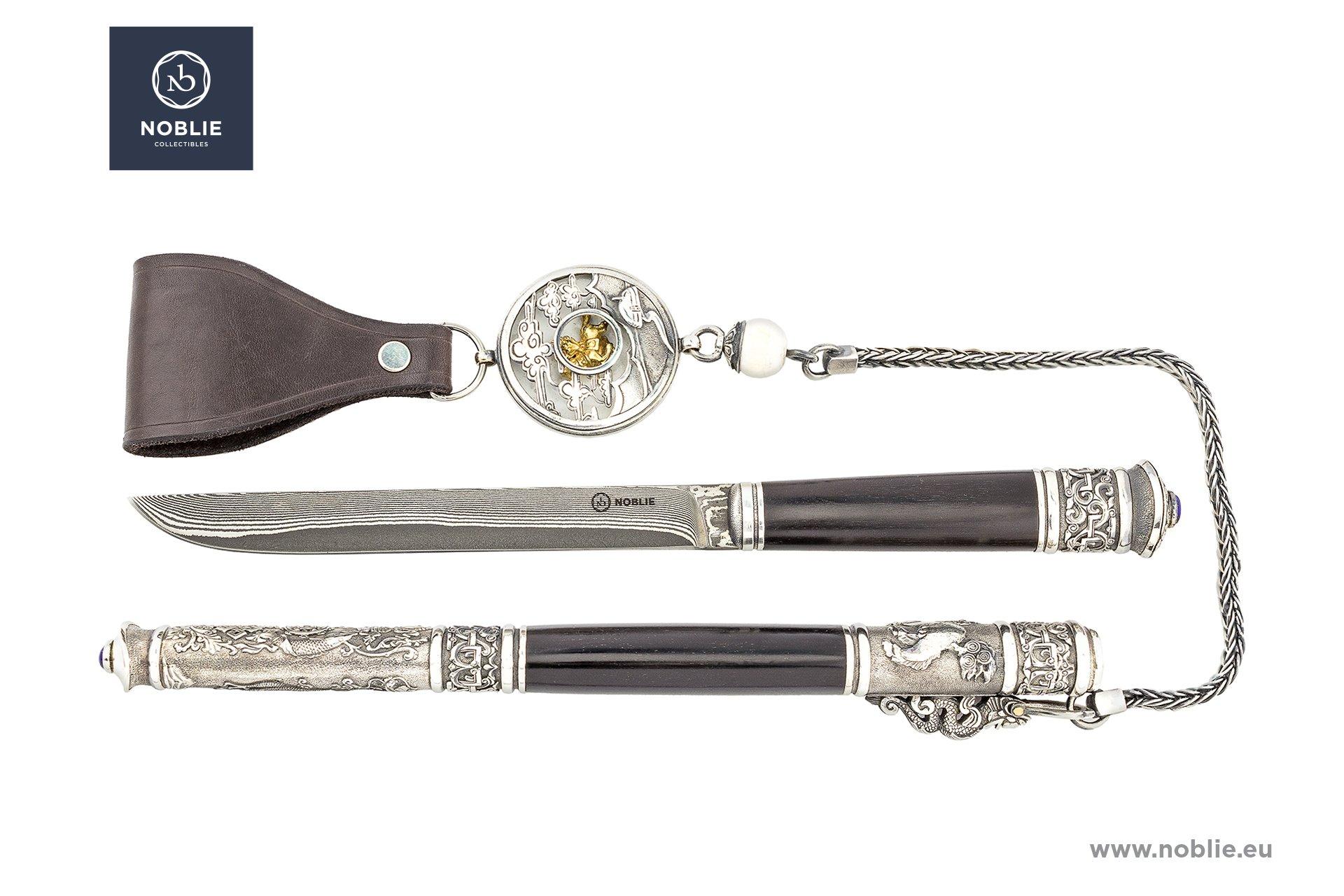 "handmadeart knife set ""Eastern Mystery"""