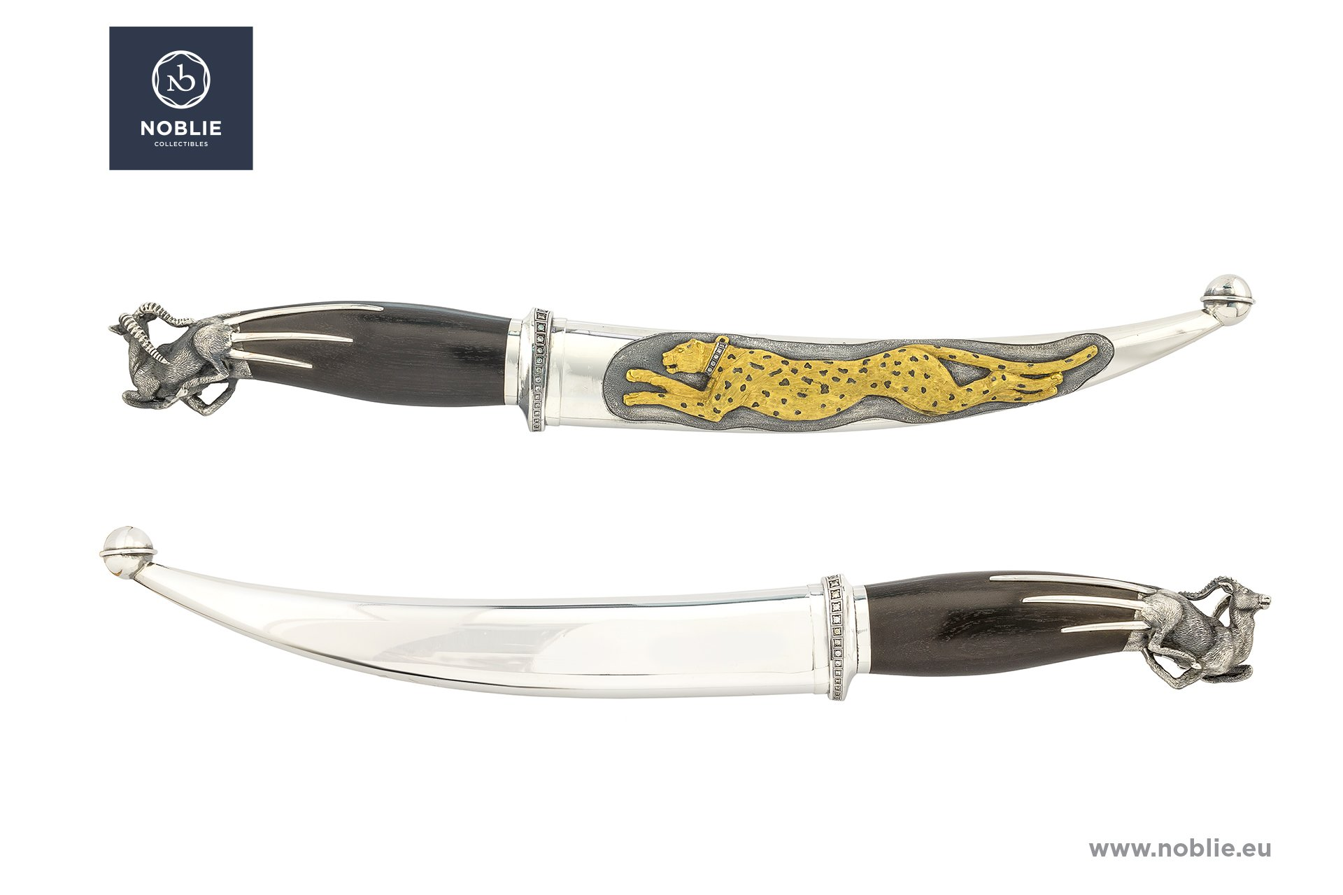 "knife ""Velocity. Hunting with cheetah"""