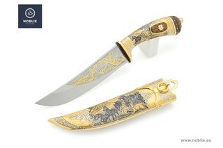 "Handmade knife collection ""Aristocrat"""
