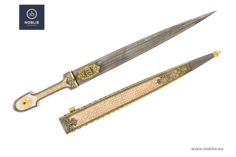 Caucasian dagger