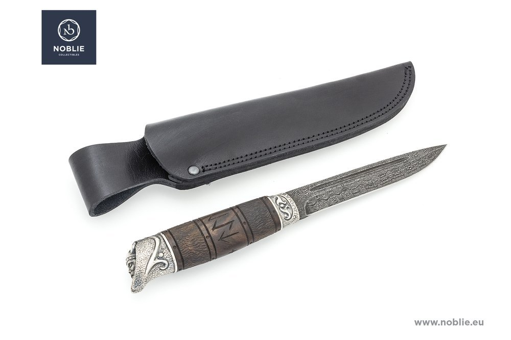Exquisite hunting knives Noblie