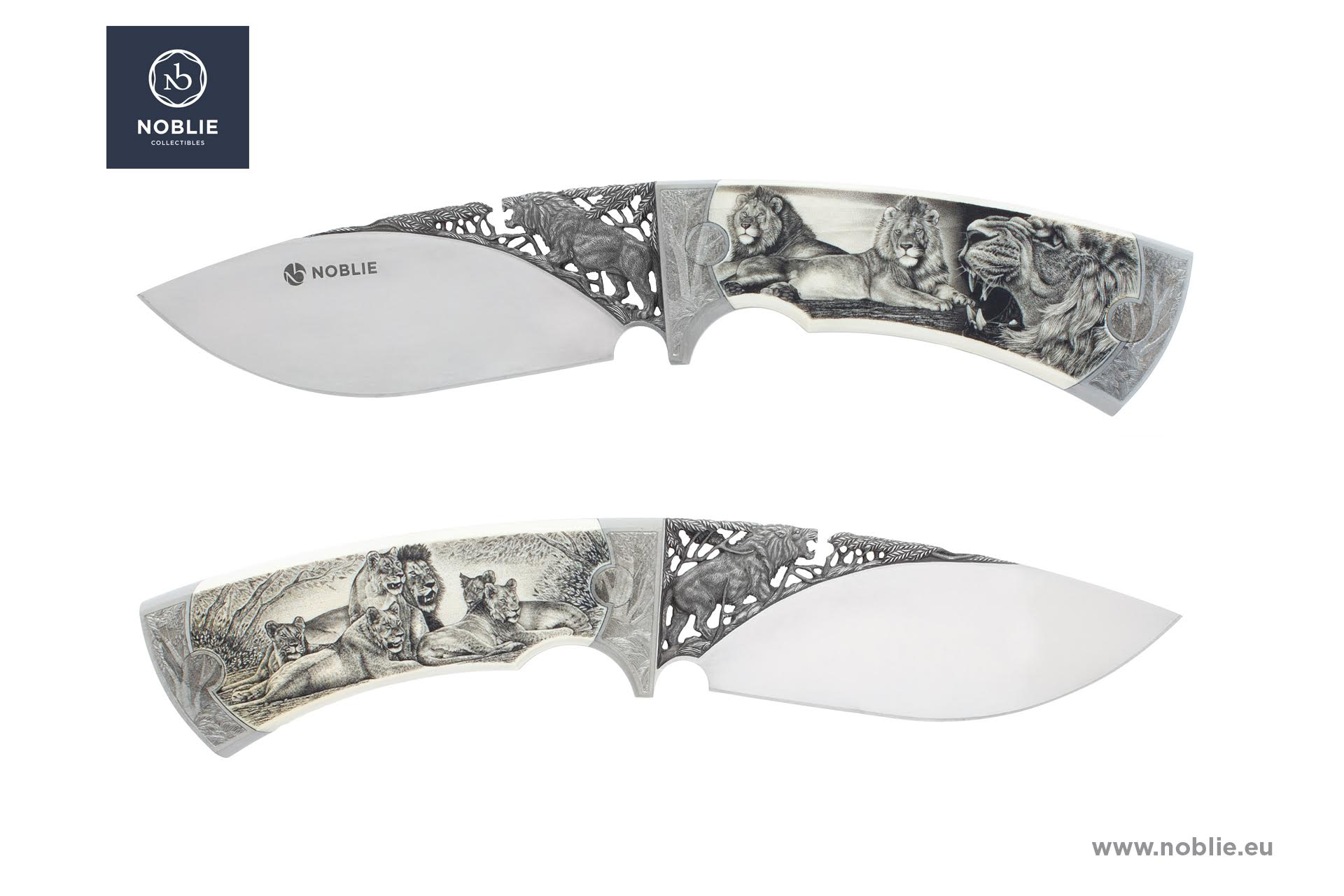 engraved knife composition
