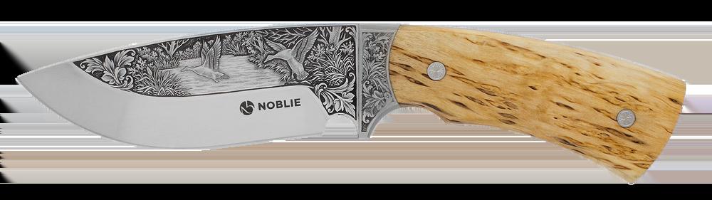 Handmade hunting knife