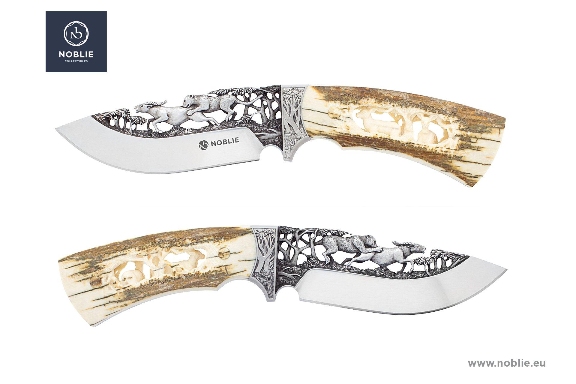 handmade knife composition