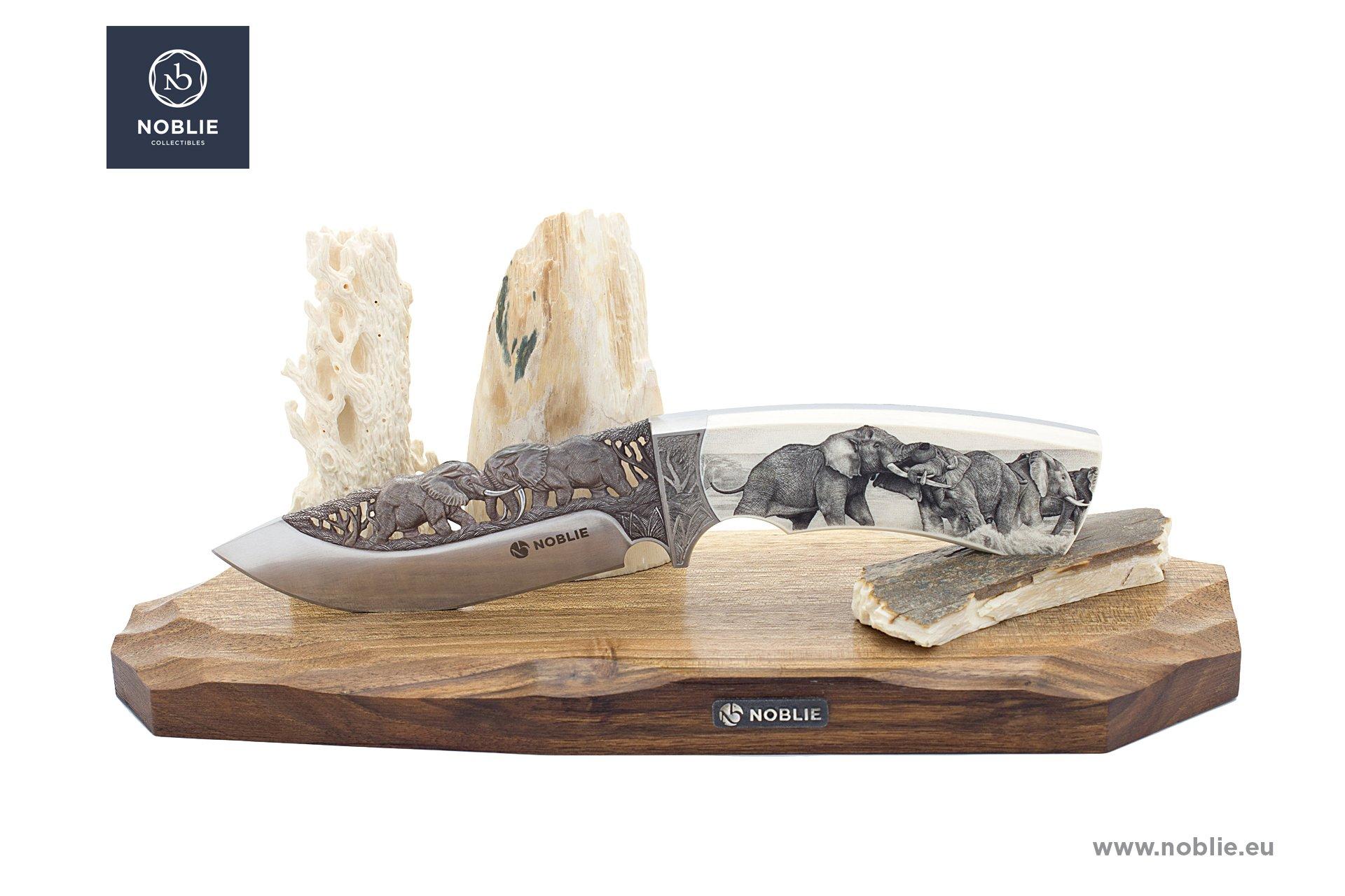 custom knife composition