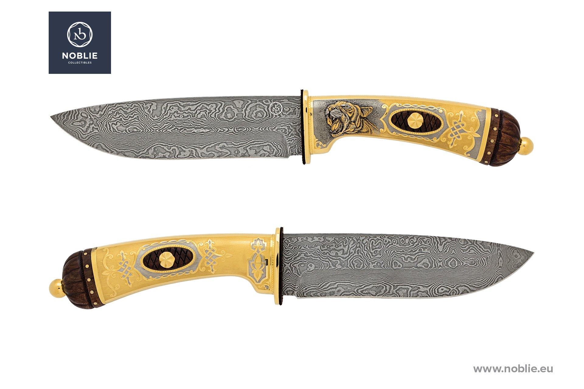 "art knife ""Panthera tigris. Tiger"""