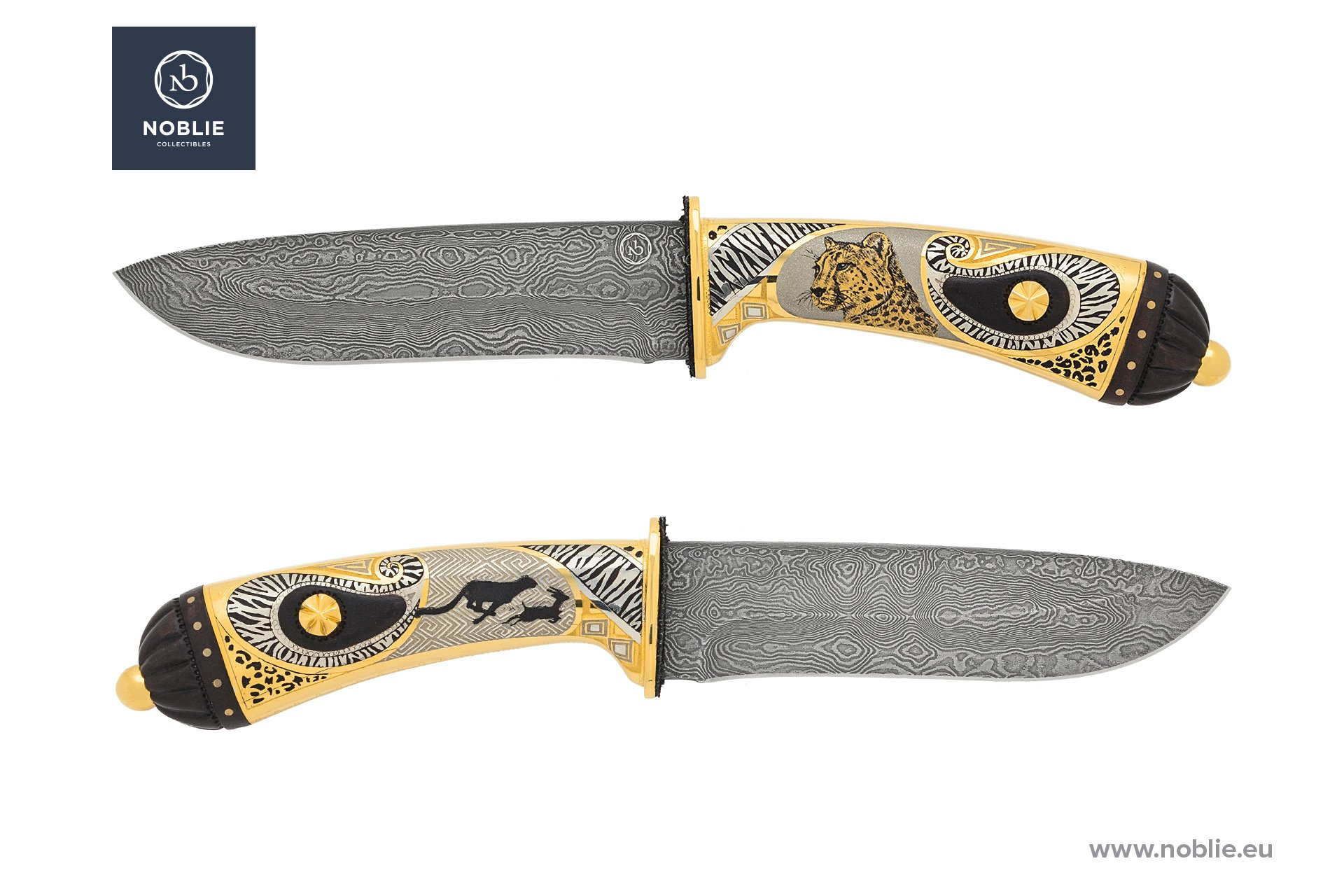 "knife ""Acinonyx. Cheetah"""