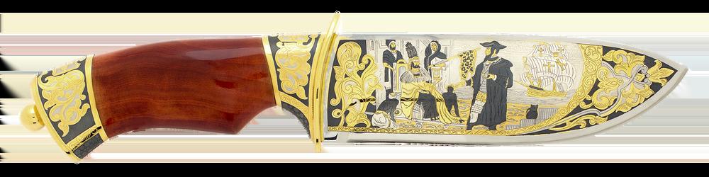 Vintage knife ''Vasco da Gama''