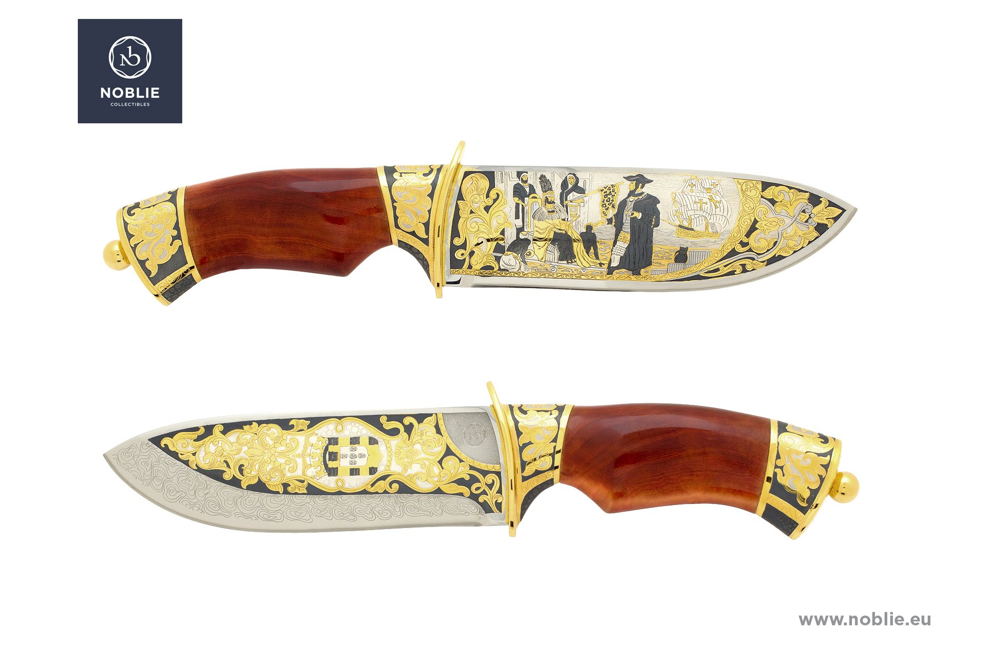collectible knife ''Vasco da Gama''
