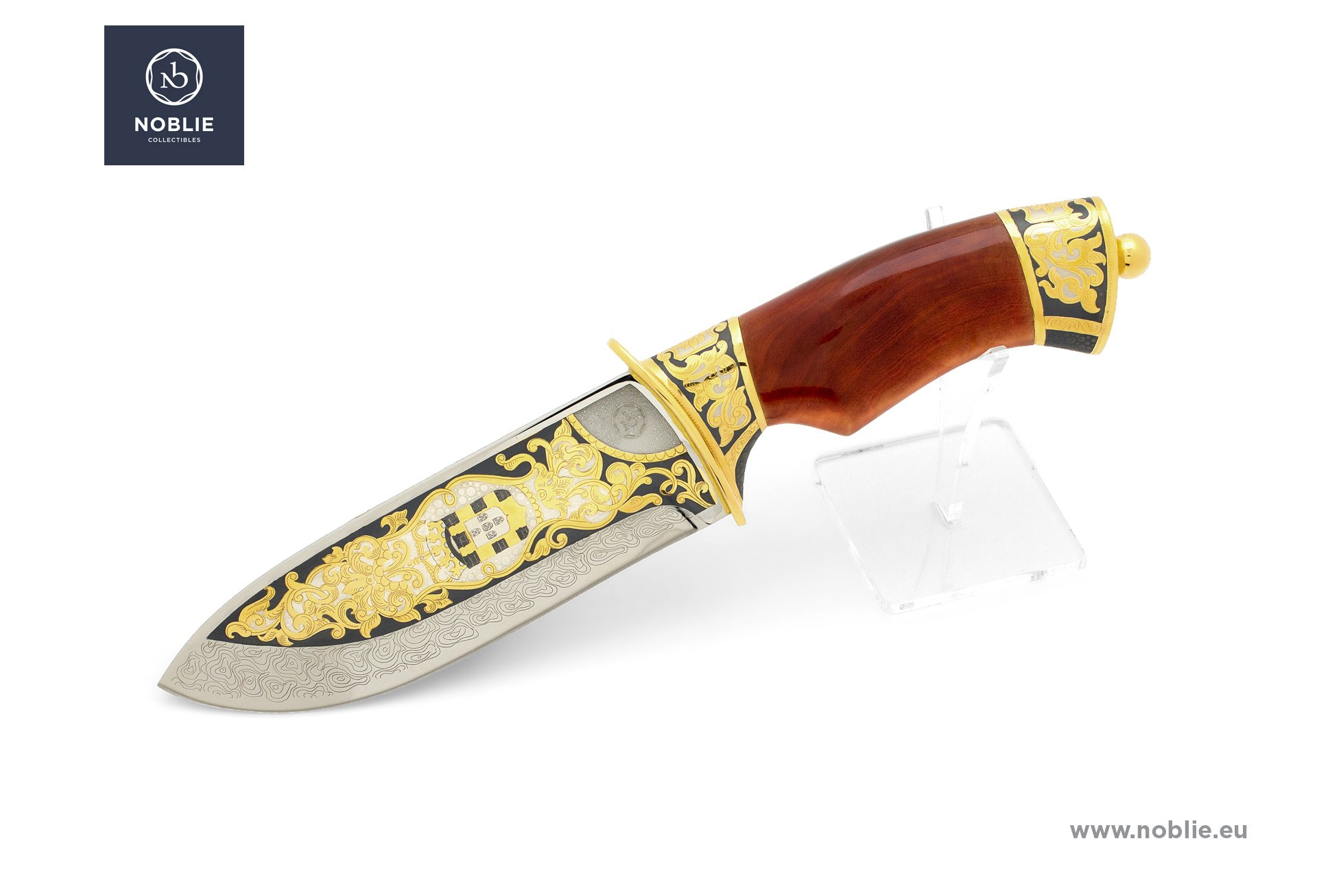 hunting knife ''Vasco da Gama''