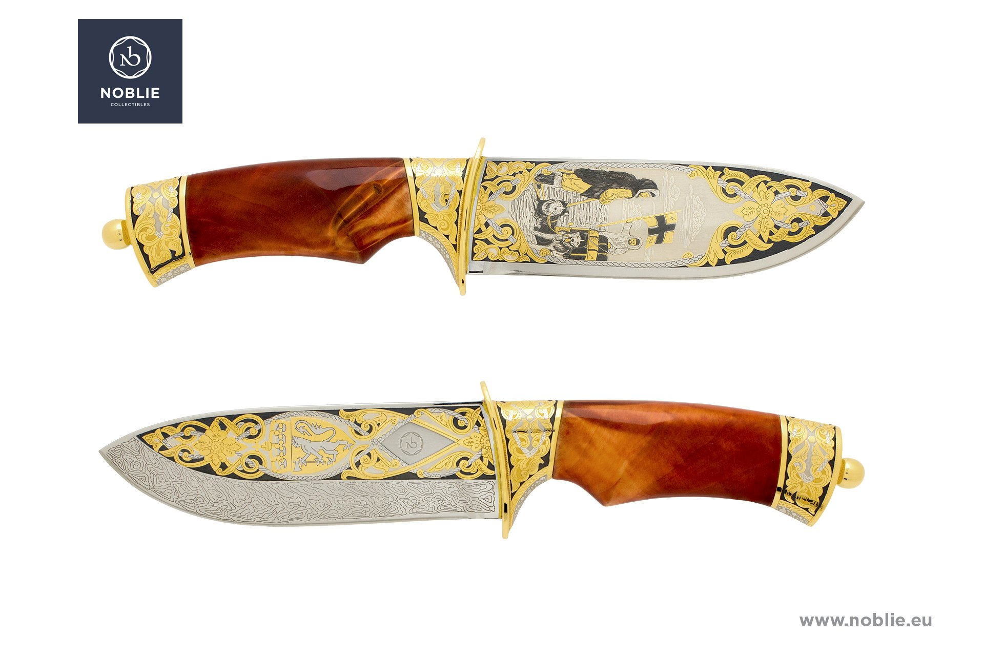art knife ''Roald Amundsen''