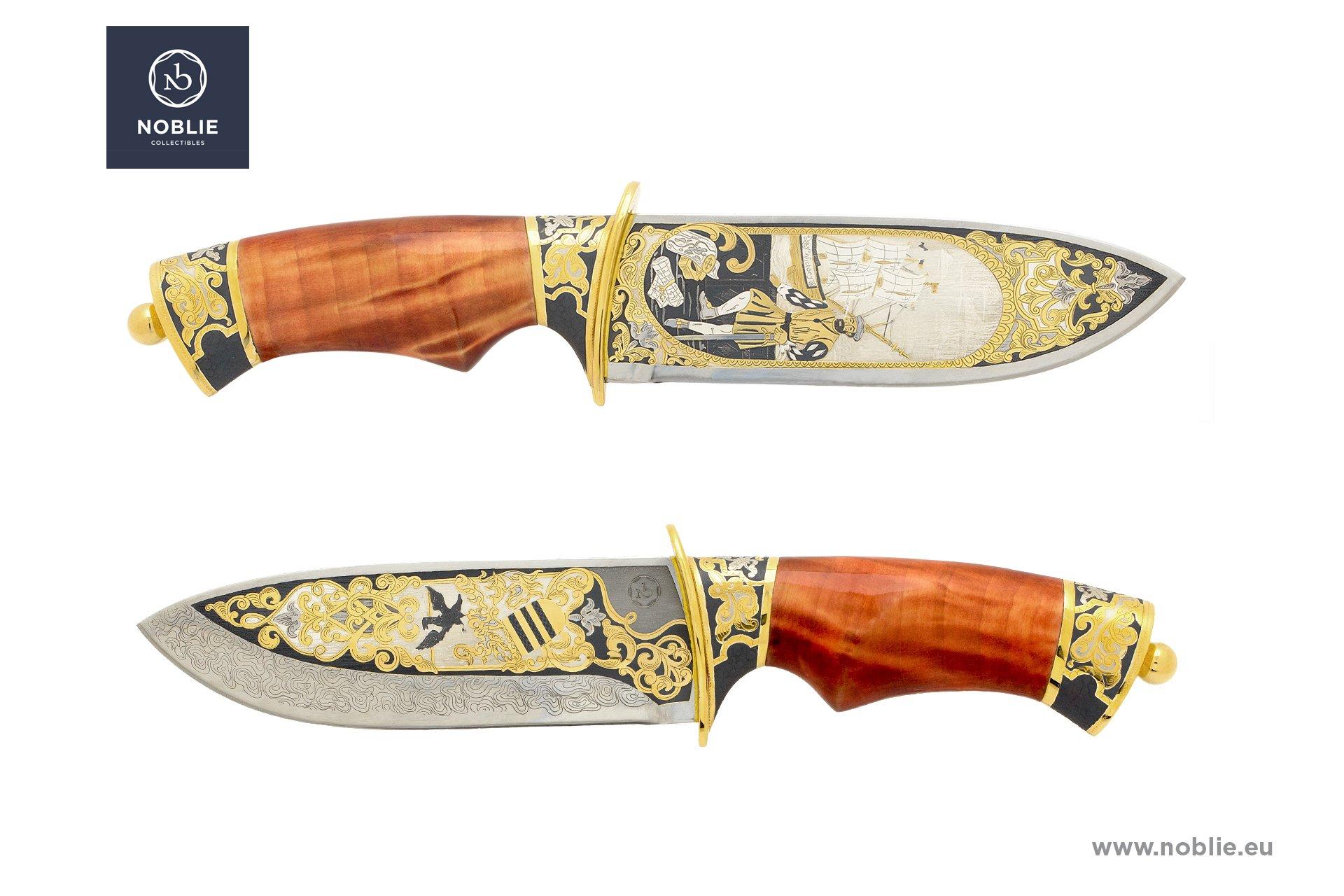 collectible blade ''Ferdinand Magellan''