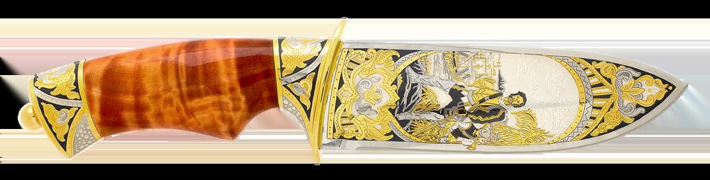 Vintage knife ''Francis Drake''