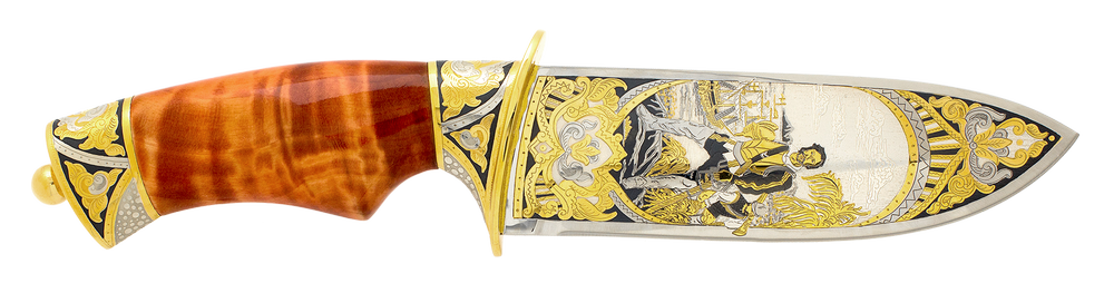 knife ''Francis Drake''