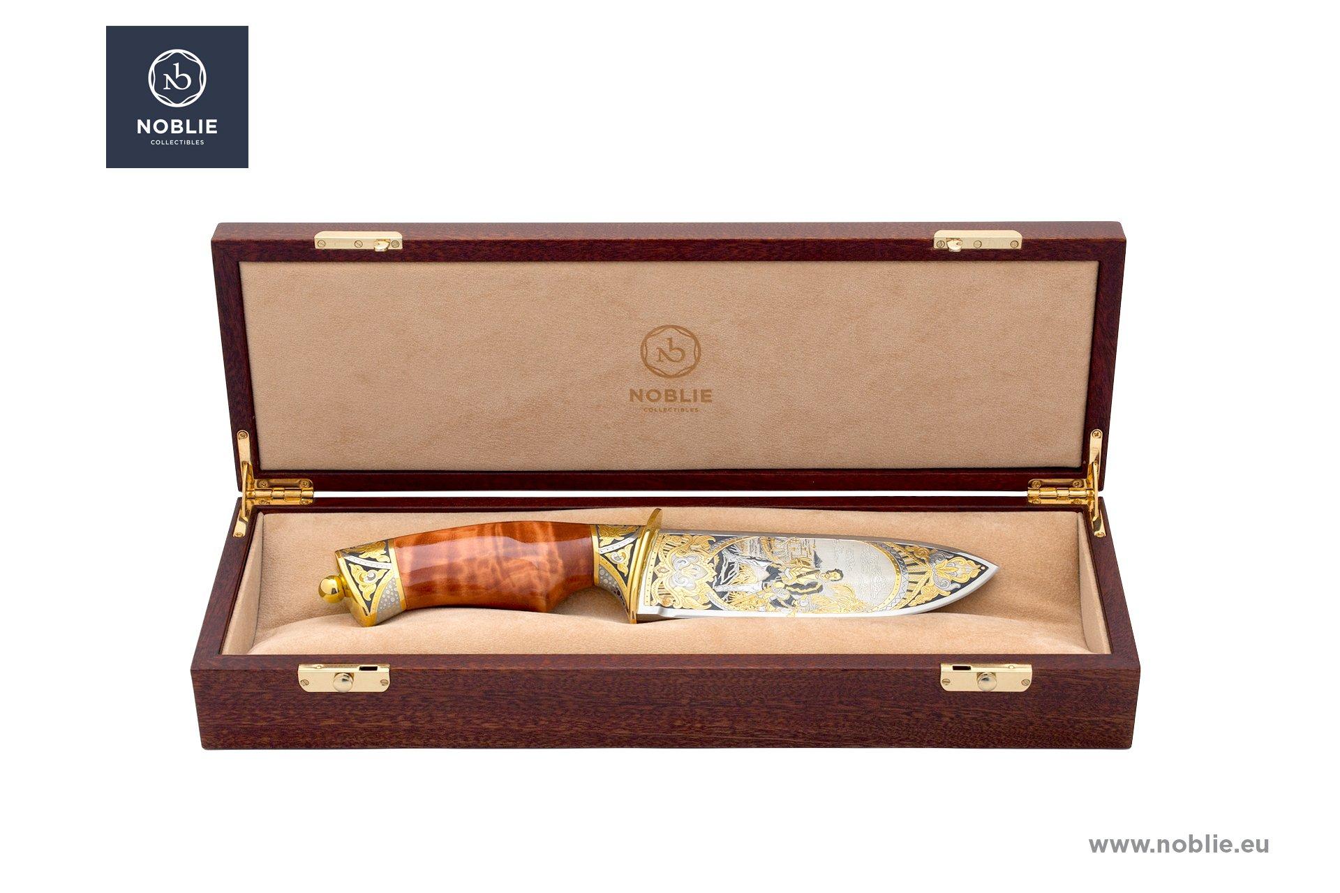 handmade custom knife ''Francis Drake''