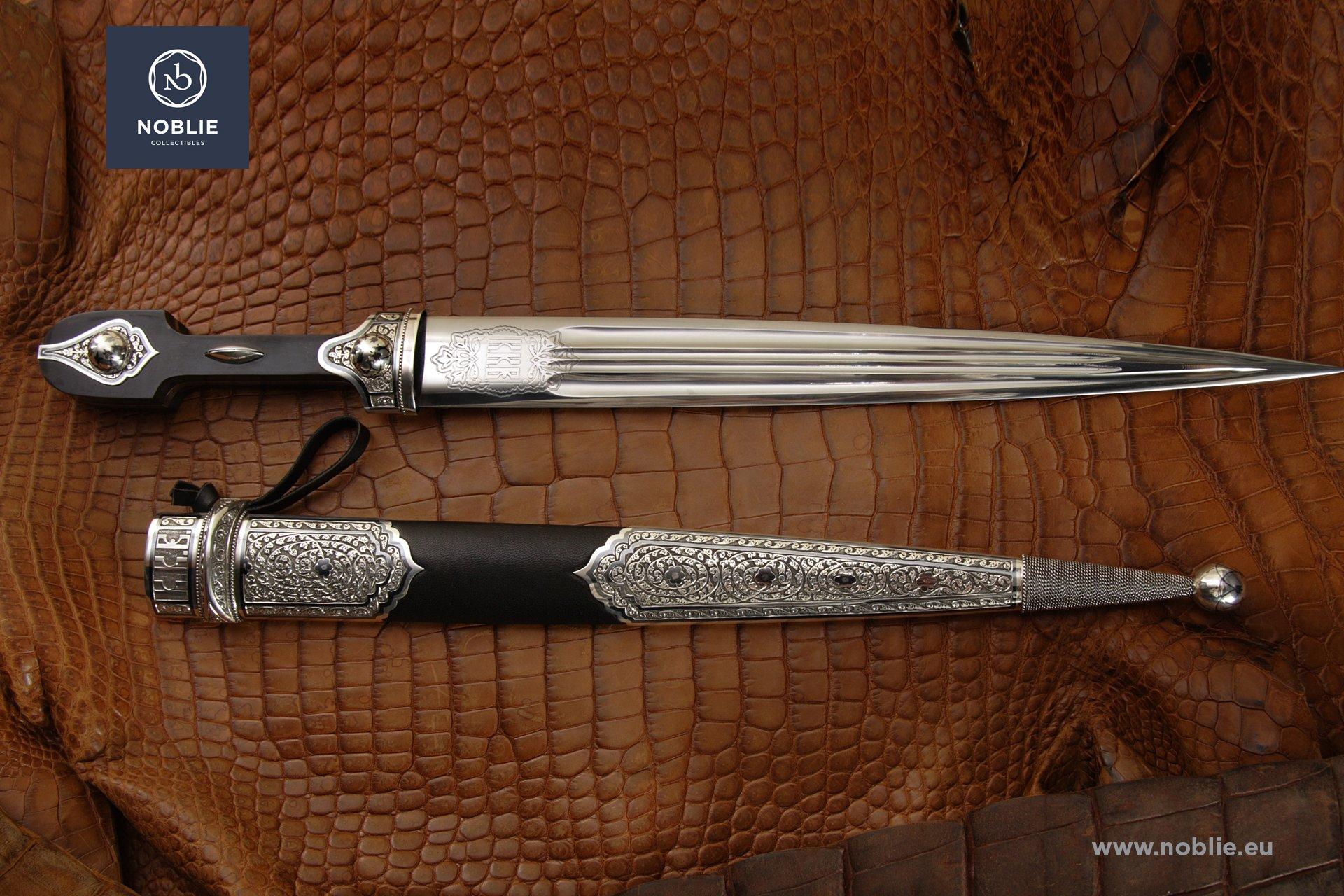 custom dagger ''Kindjal K.K.V.''