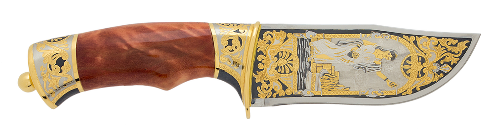 "collectible knife ""Hestia"""