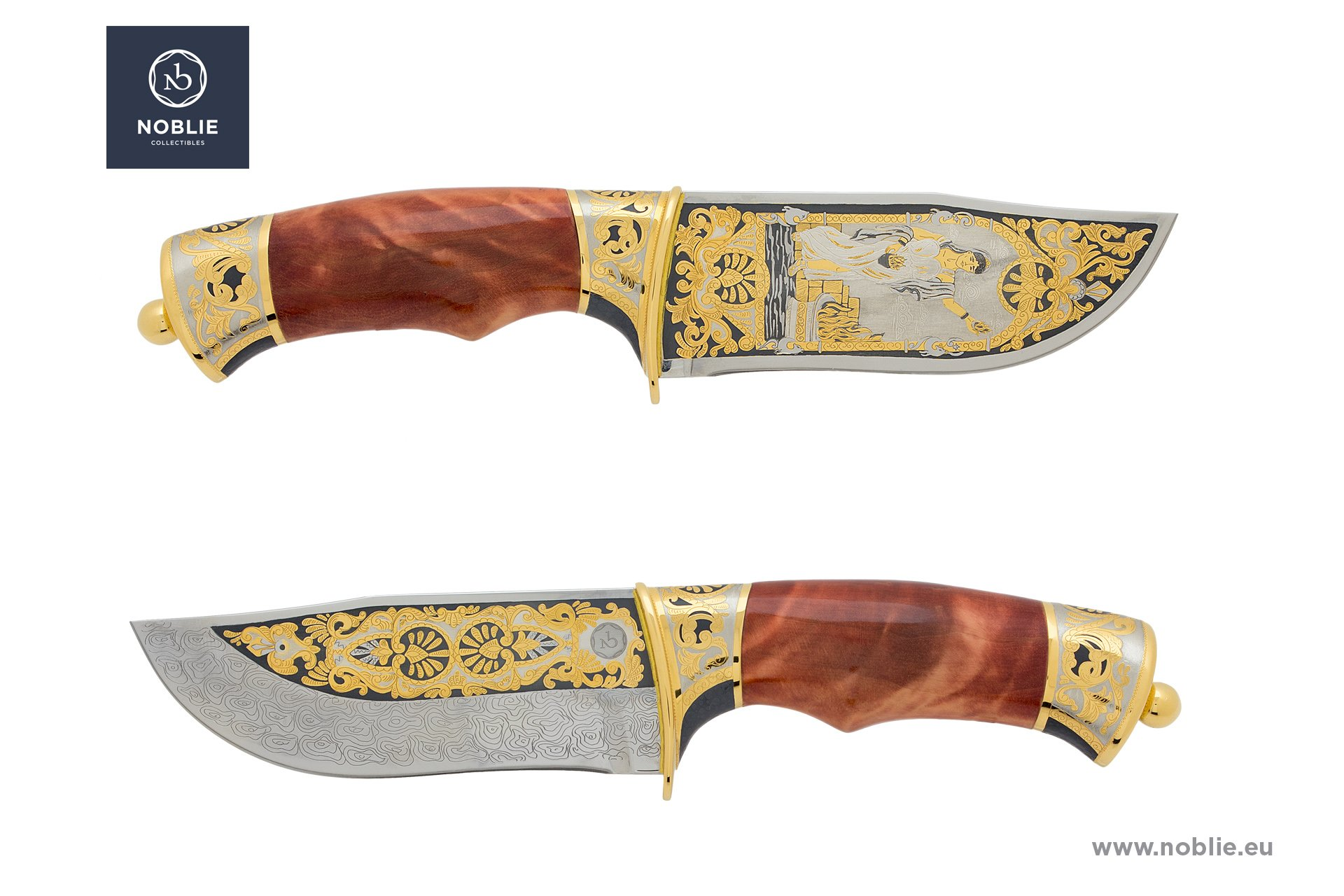 "hunting knife ""Hestia"""