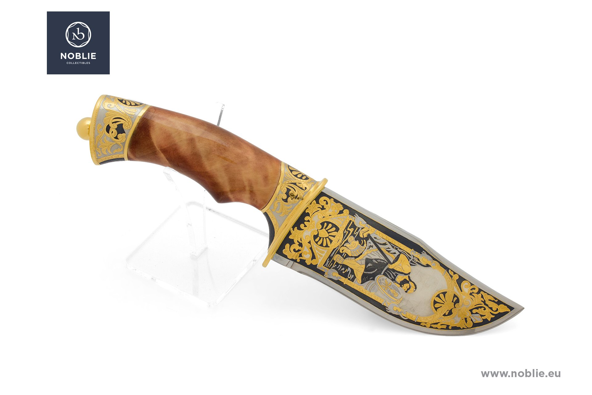 """custom knife """"Hephaestus"""""""