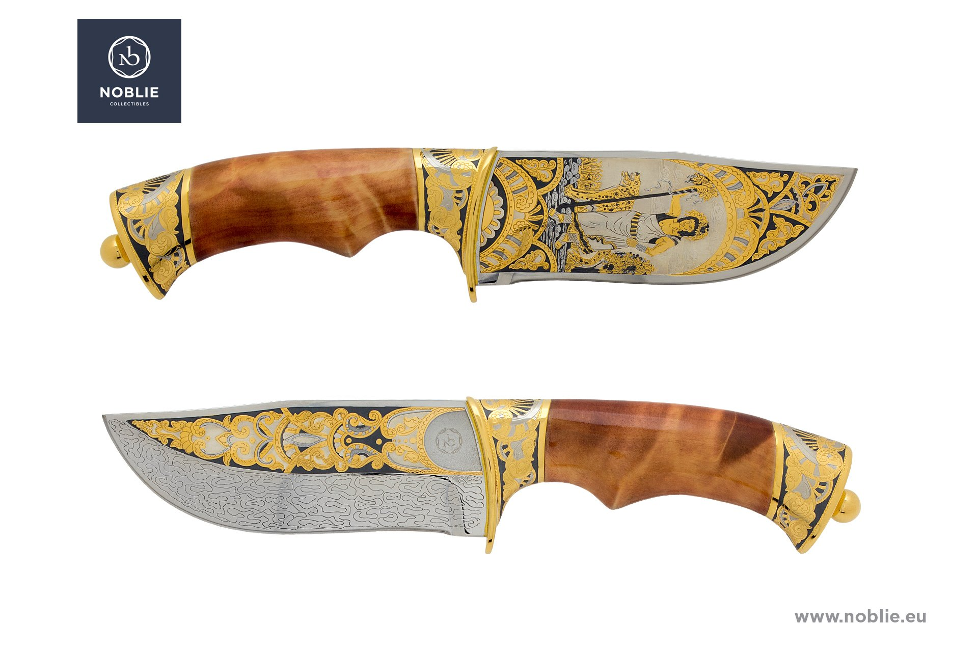 "collectible blade ""Dionysus"""