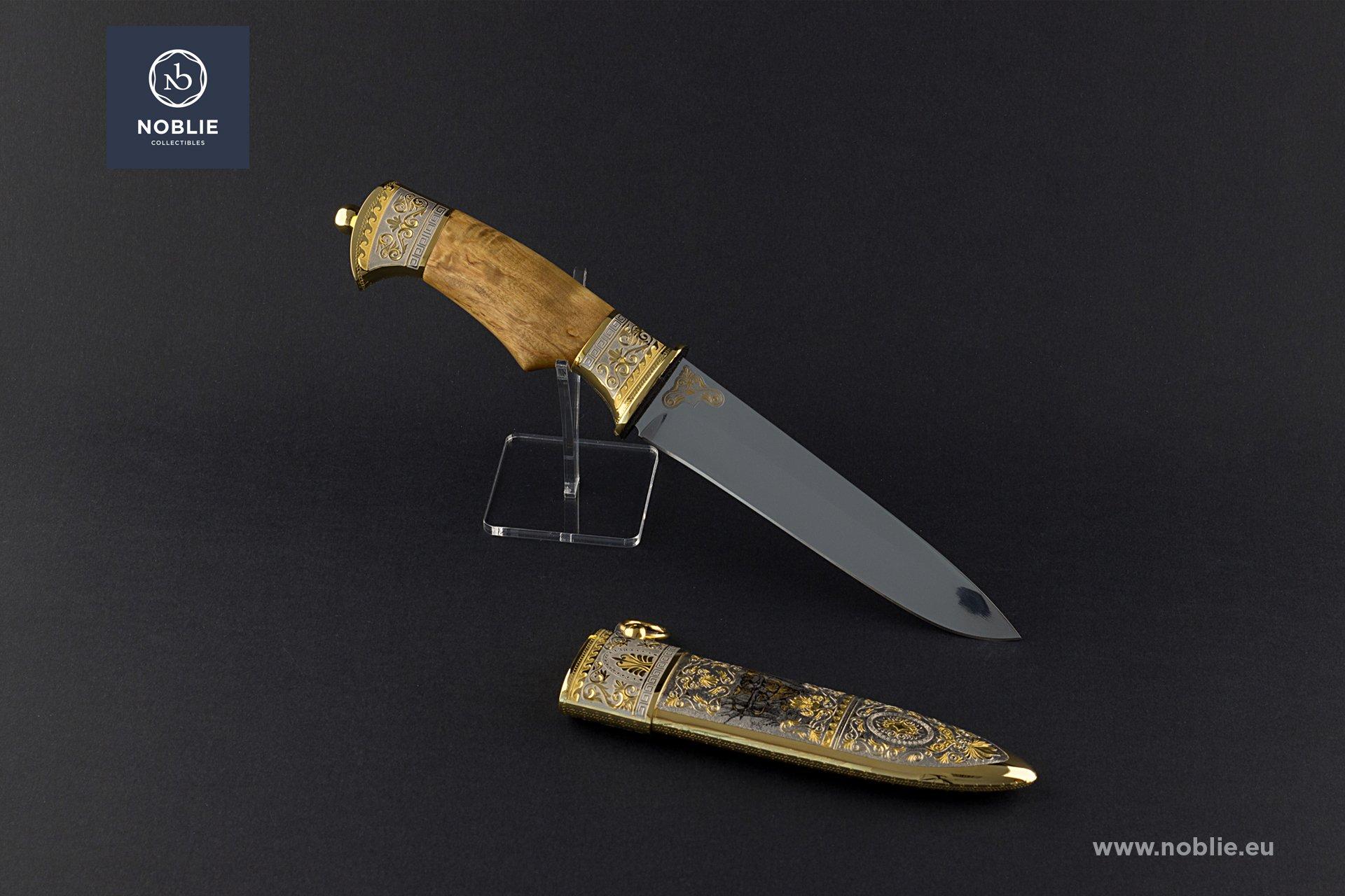 """handmade knife """"Artemis"""""""