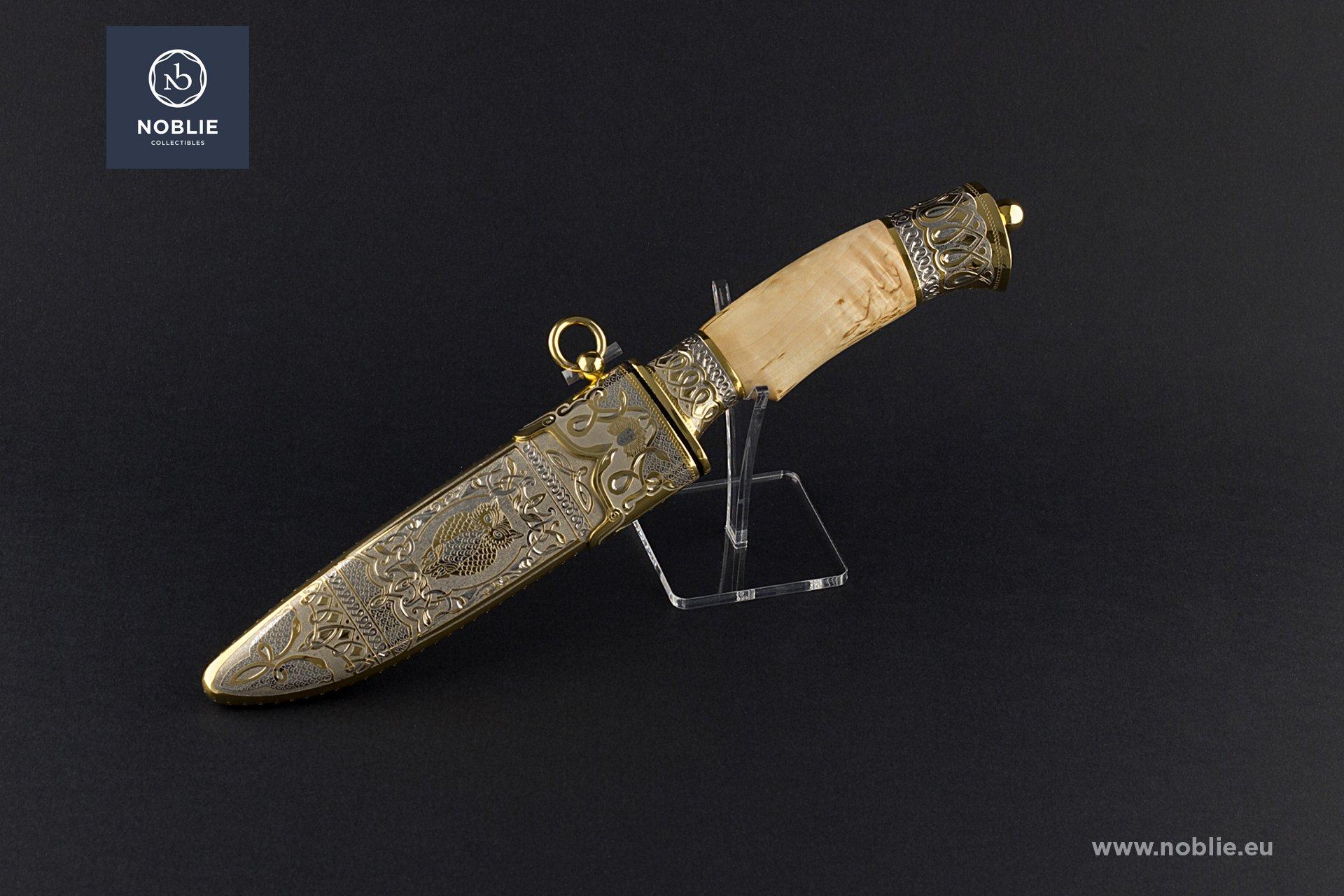 """handmade knife """"Athena"""""""