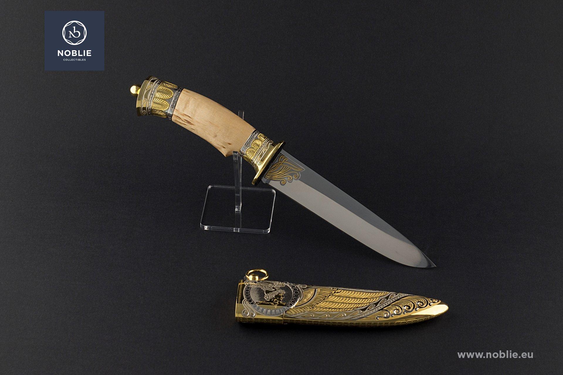 """art knife """"Hermes"""""""