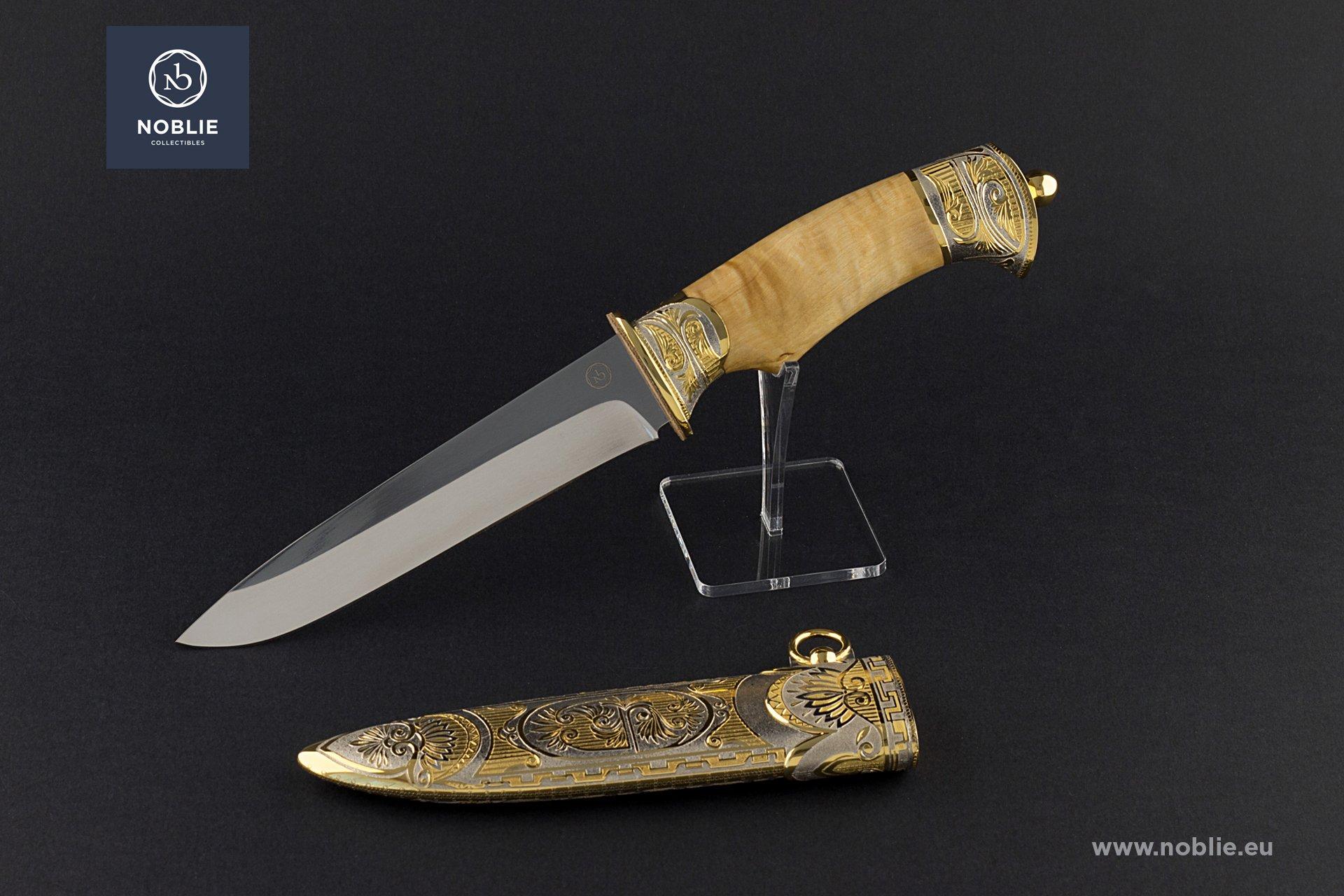 """handmade knife """"Hephaestus"""""""