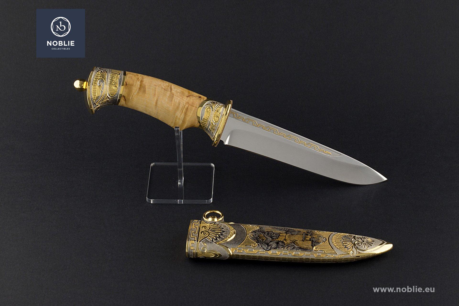 """knife """"Hephaestus"""""""
