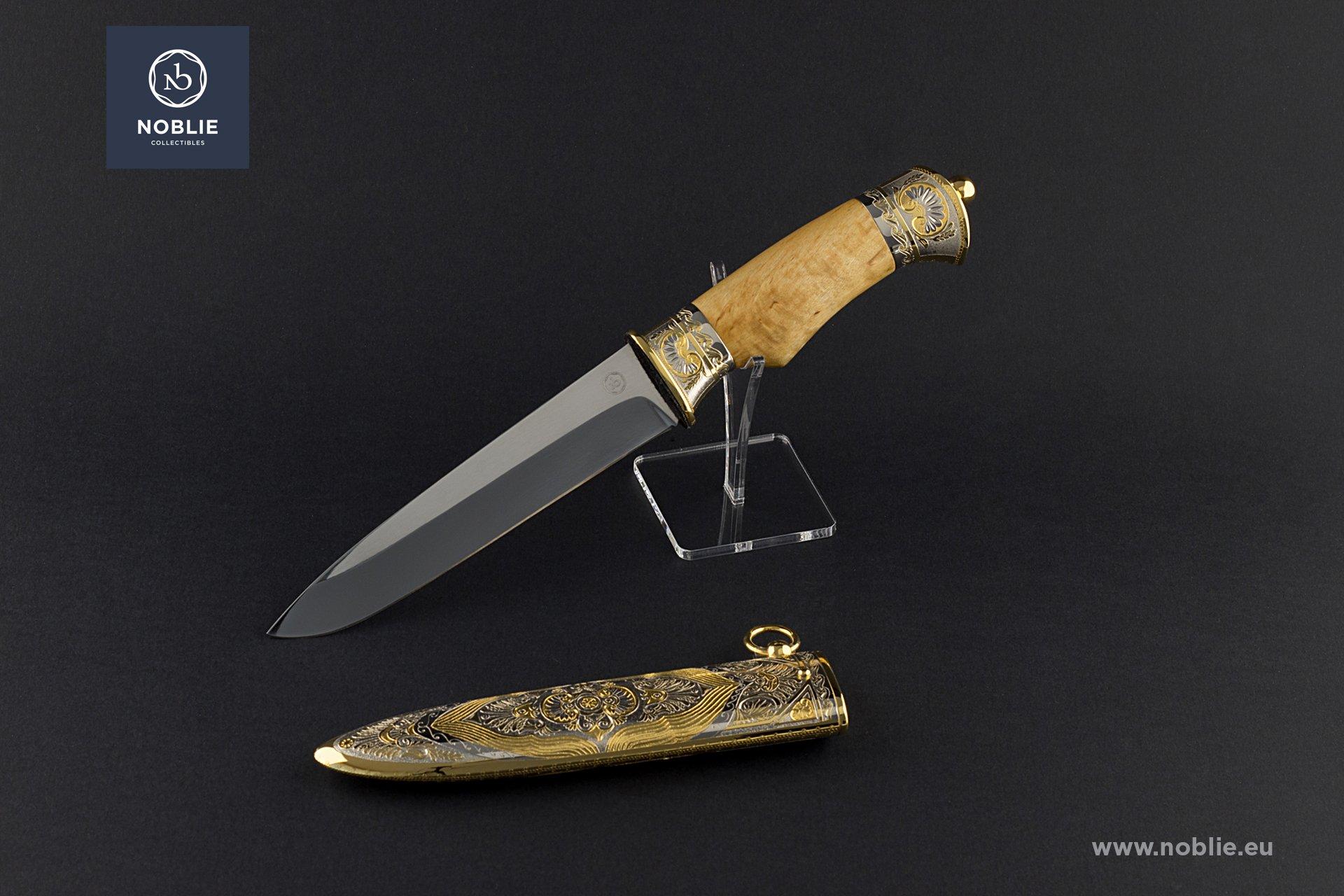 """handmade art knife """"Demeter"""""""