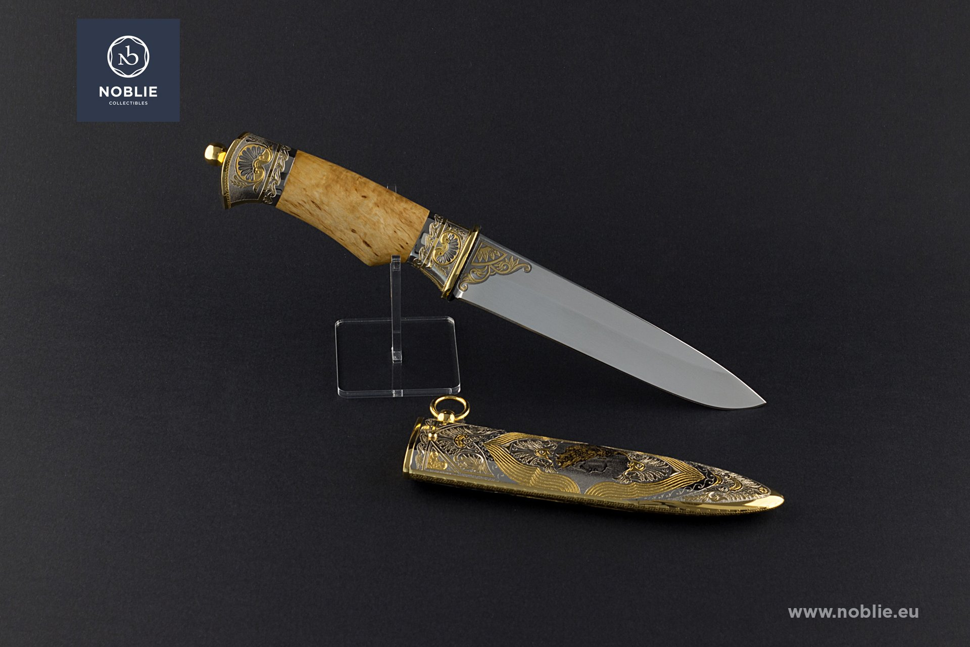 """handmade custom knife """"Demeter"""""""